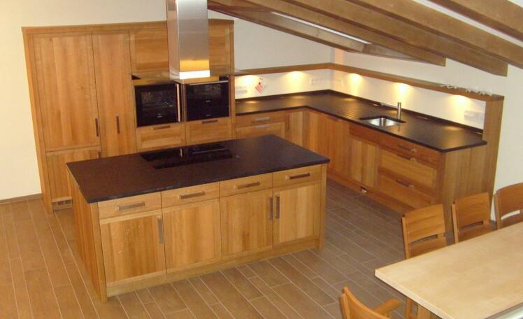 schreinerei kothmann massivholz und einbauk chen in schauenstein im oberfr nkischen landkreis. Black Bedroom Furniture Sets. Home Design Ideas
